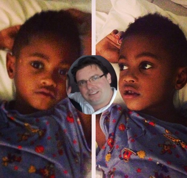 Usher's Son Released From Hospital + Identity of Man That Saved Lil Usher Revealed