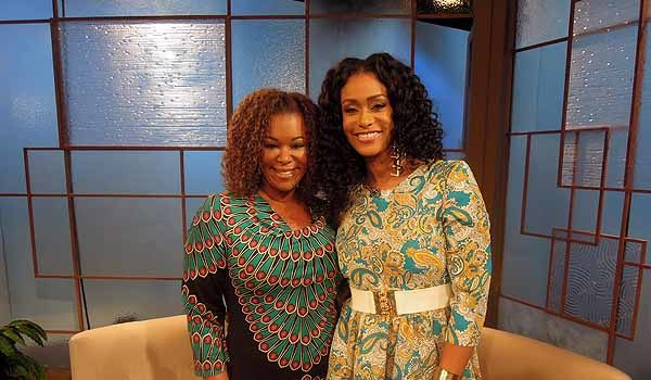 Tami Roman Visits 'Good Day Houston', Karrueche Hints At Fashion Venture With BCBG + Forty Is the New 21, Ask Nicole Murphy