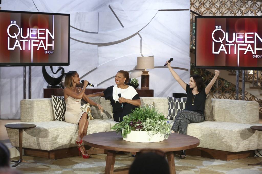 Queen Latifah Show Set