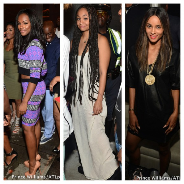 tika sumpter-raven symone-ciara-luda day weekend 2013-the jasmine brand