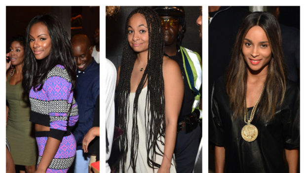 [Photos] Raven Symone, Ciara, Tika Sumpter & Friends Pop Up For Luda Day Weekend
