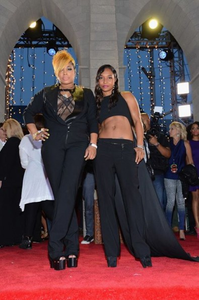 tlc-mtv vma 2013-red carpet-the jasmine brand