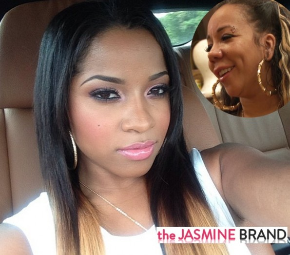 toya wright-denies beef with tiny-the jasmine brand