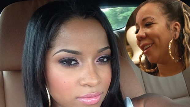 [AUDIO] Toya Wright Denies Rumors That She's Beefing With Tiny + Why Her Husband Isn't Threatened By Lil Wayne