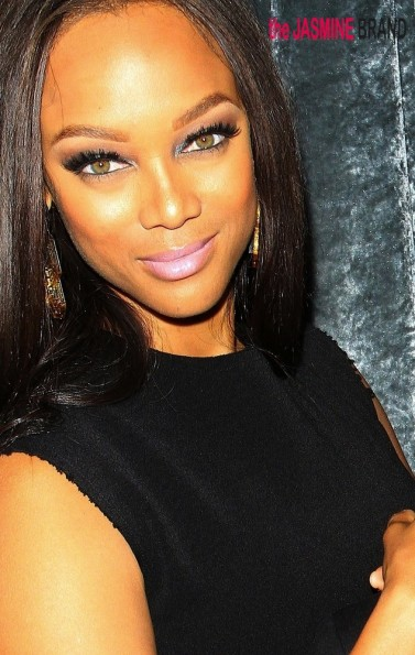 Tyra Banks Hosts 2013 America Next Top Model Boys and Girls at The Supper Club in Hollywood on August 7, 2013