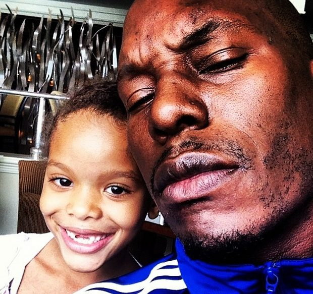 Messy Child Custody Battle Brewing Over Tyrese's Daughter