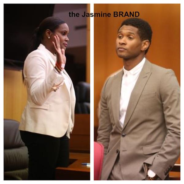 [UPDATED] Tameka Raymond Loses Court Battle, Usher Keeps Custody of Children