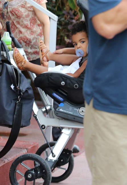 what you lookin at willis-blue ivy carter-miami-the jasmine brand