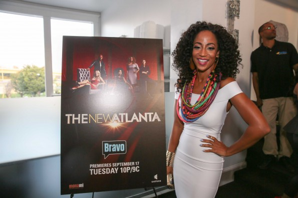 Africa Miranda-the new atlanta cast-atlanta premiere-the jasmine brand