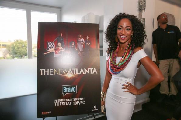 Africa Miranda-the new atlanta cast-atlanta premiere-the jasmine brand