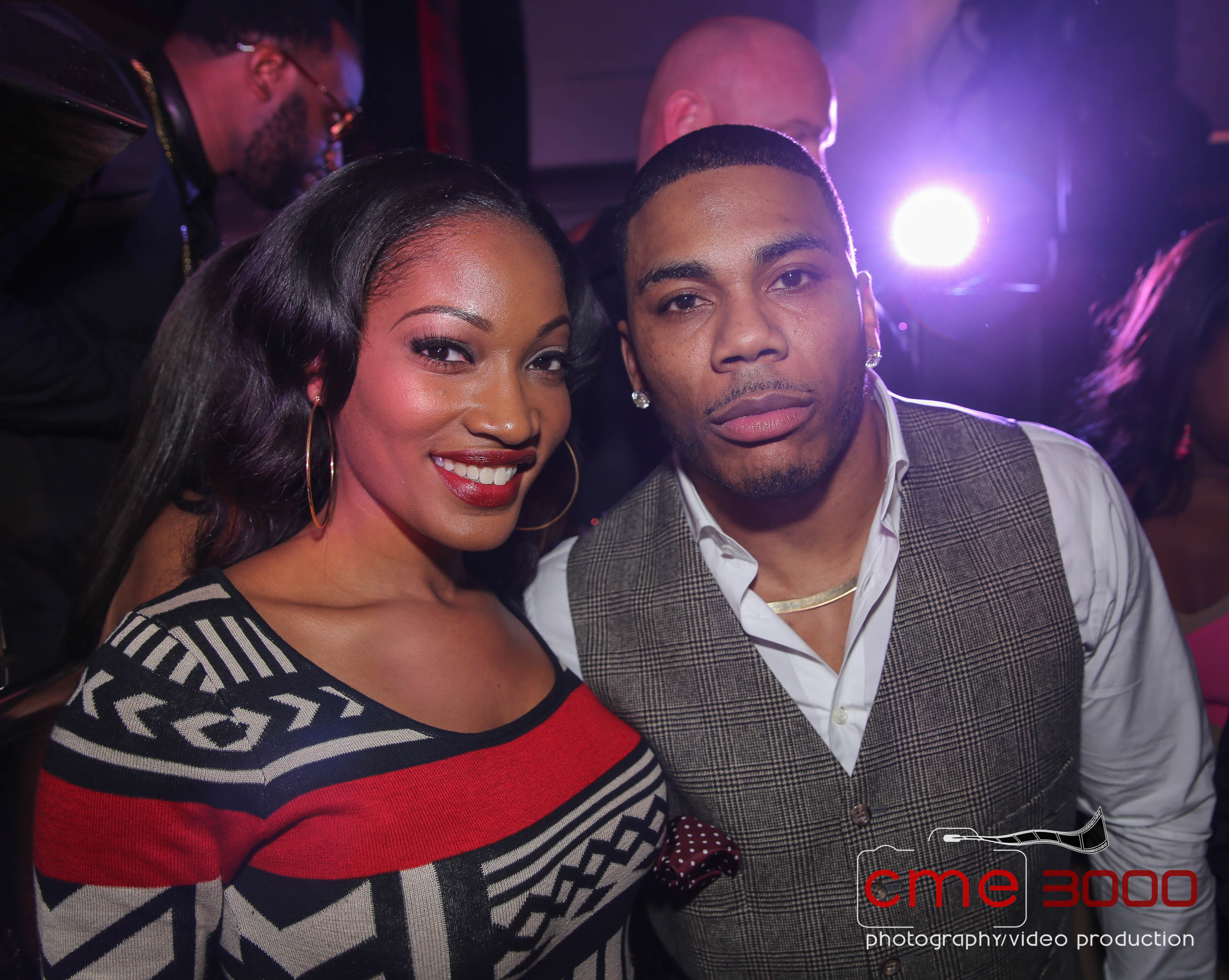 ERICA DIXON-NELLY-TI PEEP SHOP Birthday Party-BET Hip Hop Awards AFTER PARTY 2013-the jasmine brand