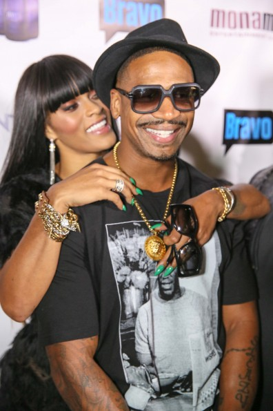 Joseline Hernandez - Stevie J-the new atlanta cast-atlanta premiere-the jasmine brand