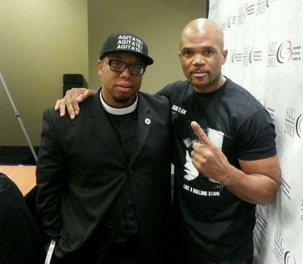 Lennox Yearwood President Hip Hop Caucus-Darryl DMC McDaniels of RUN DMC-cbc 2013-the jasmine brand
