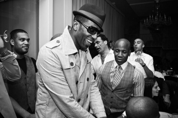 Leon Robinson-at malik yoba birthday dinner 2013-the jasmine brand