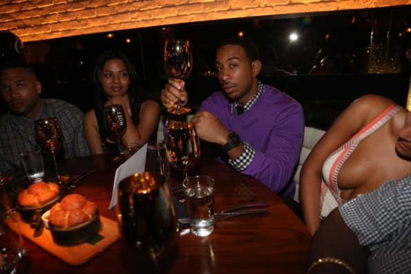 Ludacris-moet STK dinner hip hop awards 2013-the jasmine brand