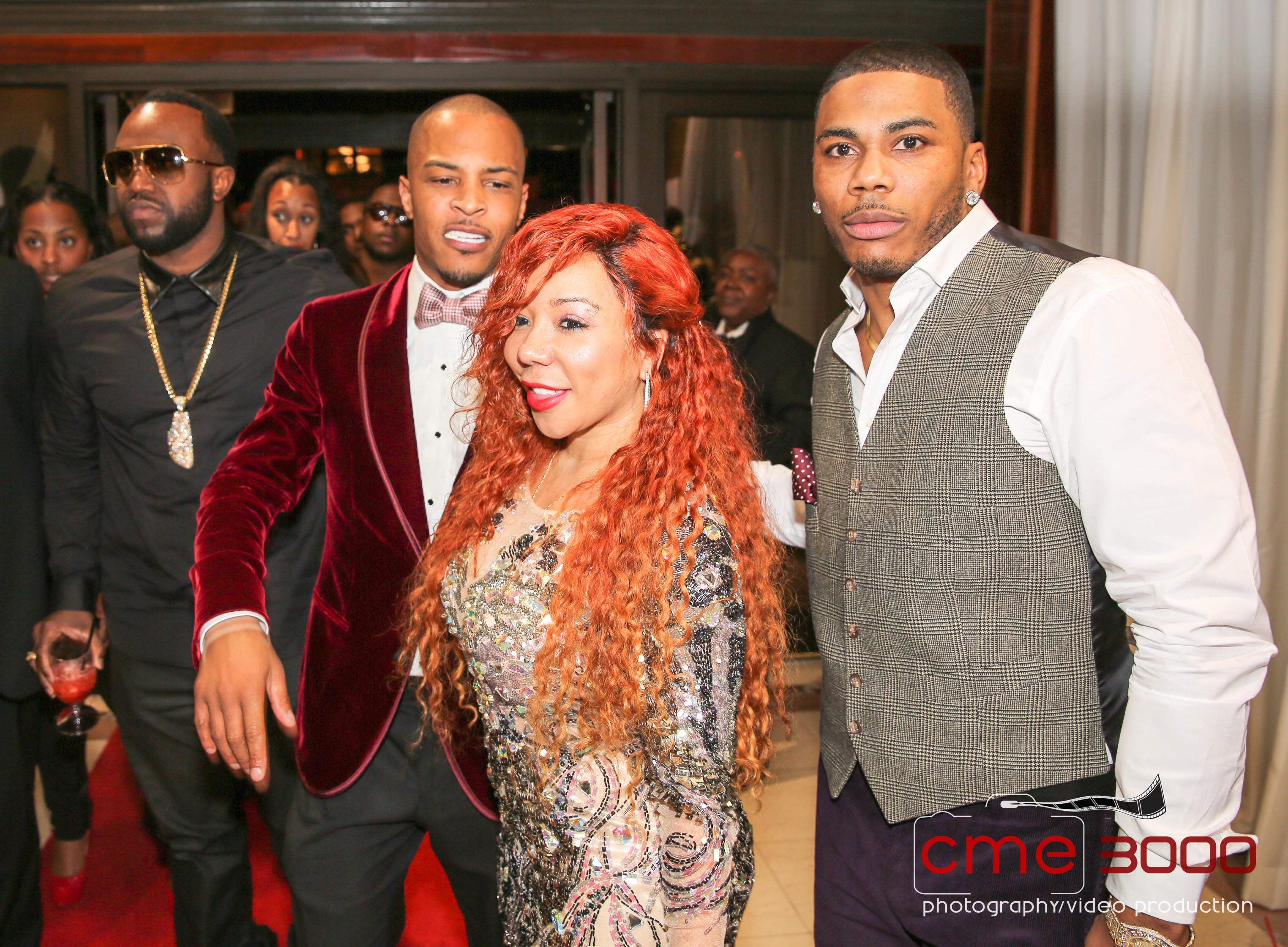 RICO LOVE-TIP-TINY-NELLY-TI PEEP SHOP Birthday Party-BET Hip Hop Awards AFTER PARTY 2013-the jasmine brand
