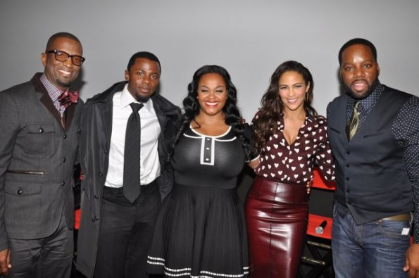 Rickey Smiley-Derek Luke-Jill Scott-Paula Patton-David E Talbert-Urbanworld Film Festival-the jasmine brand