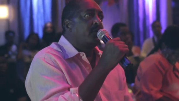 [VIDEO] Despite Child Support Drama, Mathew Knowles Caught Dishing Advice for Houston Singers, With New Wife