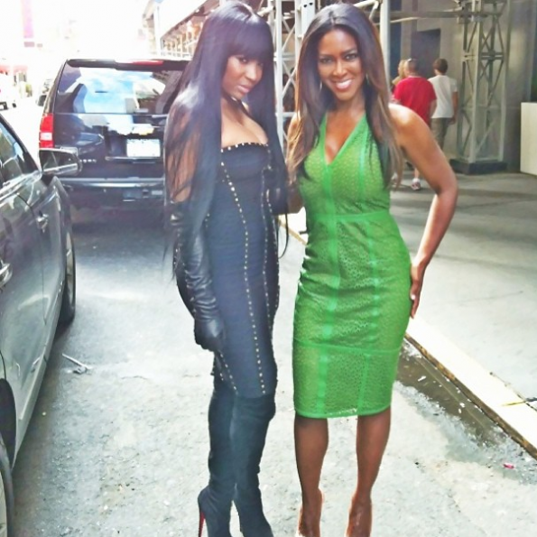 Marlo-Hampton-Kenya-Moore-New-York-Fashion-Week-2013-The-Jasmine-Brand