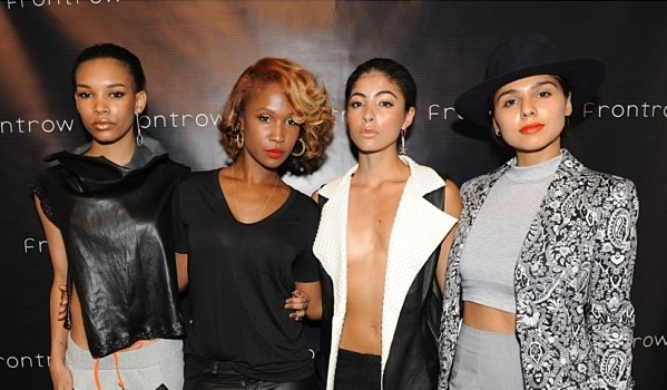 Shateria Presents Frontrow Couture at New York Fashion Week
