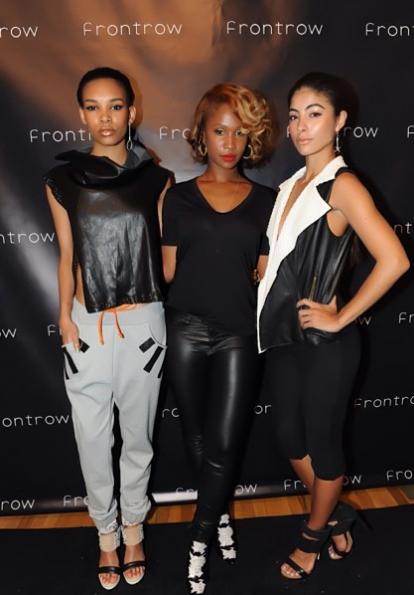 Shateria-Front-Row-New-York-Fashion-Week-2-2013-The-Jasmine-Brand