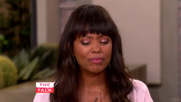 [WATCH] Aisha Tyler Confesses She Can't Get Pregnant: 'The Hardest Part Is I Really Love My Husband'