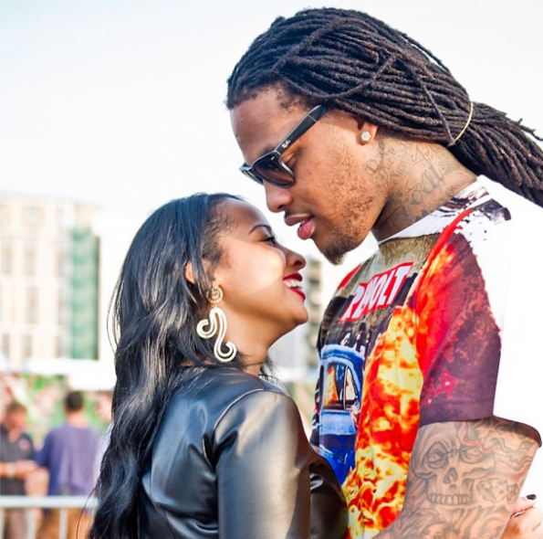 Waka-Flocka-Flame-Fiance-Tammy-Rivera-2013-The-Jasmine-Brand