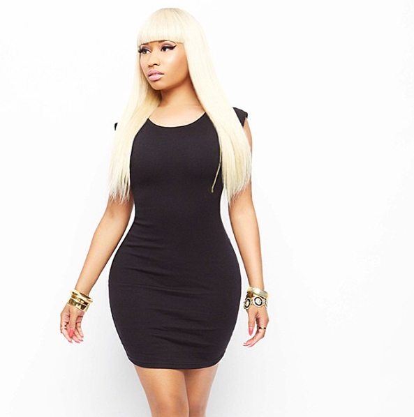 Affordable Fashion: Nicki Minaj Shows Off Her K.Mart Collection