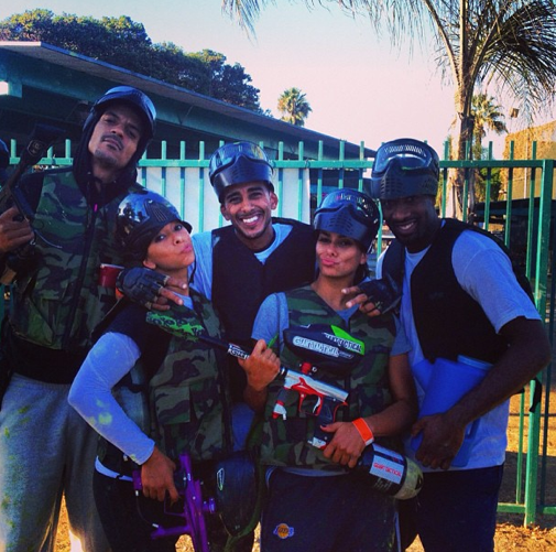 Govan-Family-Paintball-2013-The-Jasmine-Brand