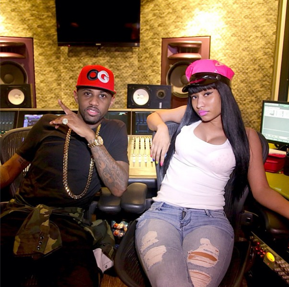 Fabolous-Nicki-Minaj-Studio-2013-The-Jasmine-Brand
