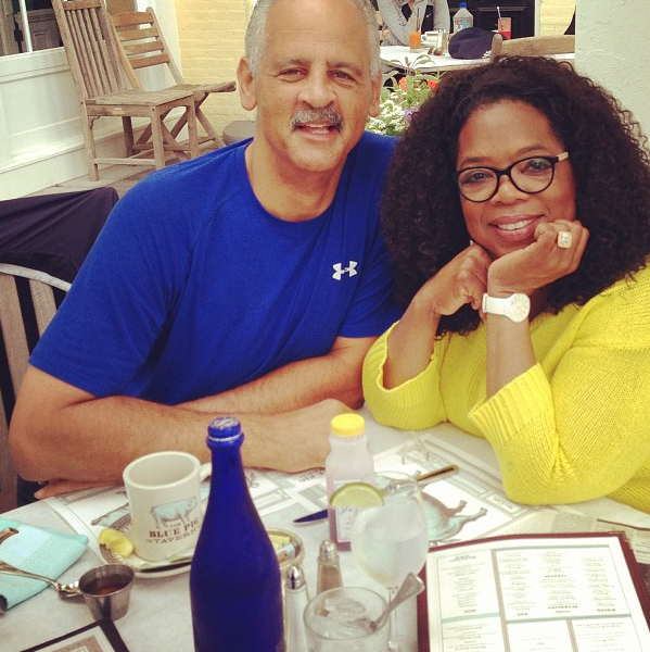Oprah Winfrey Reveals What She Does To Get Stedman Graham In The Mood
