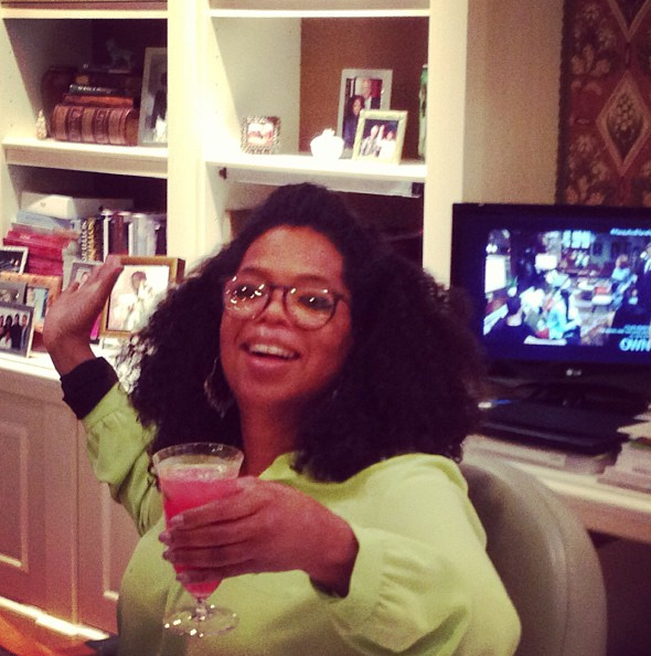 Cancelled! Oprah Winfrey Calls Off 60th Birthday Bash