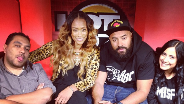 Tami Roman Announces New Book 'Mistresses 101' & Alleged Beef With Evelyn Lozada Over Spin-Off