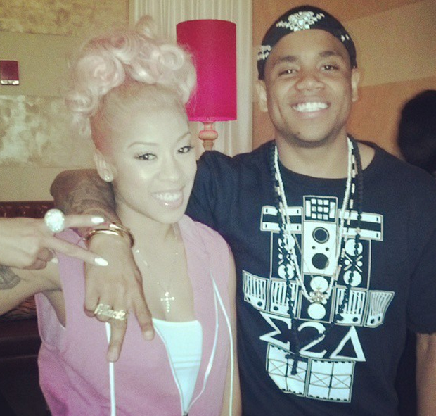 [Photos] Keyshia Cole, Nelly And Love & Hip Hop Atlanta Cast Hit ATL Day Party