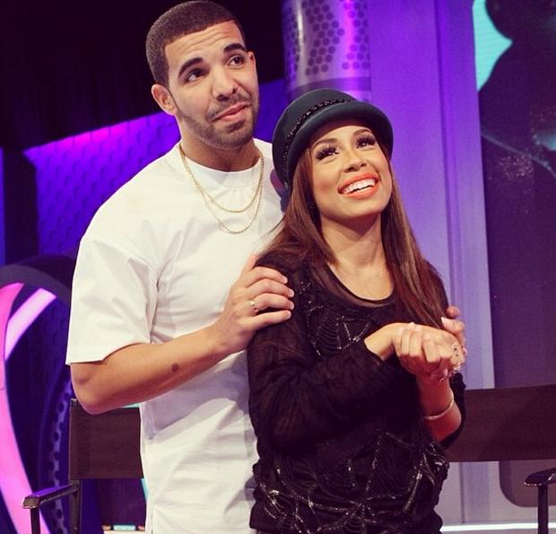 [WATCH] Drake's Ex Girlfriend, Keshia Chante, Gets New Gig As BET Co-Host