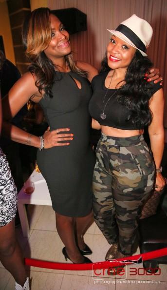 TAMEKA RAYMOND-MONYETTA SHAW-TI PEEP SHOP Birthday Party-BET Hip Hop Awards AFTER PARTY 2013-the jasmine brand