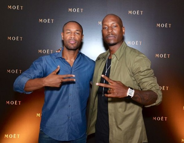 (UPDATE):Tank Blames Tyrese For TGT Split: He wants all the money.