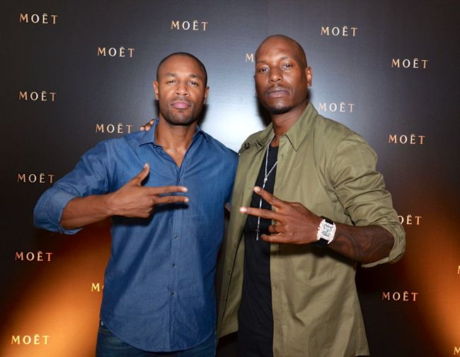 Tank-Tyrese-tgt-STK Moet Dinner-BET Hip Hop Awards 2013-the jasmine brand