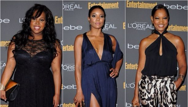 Gabrielle Union, Amber Riley, Garcelle Beauvais & More Attend Pre-Emmy Party