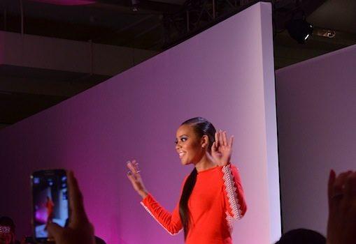 [Photos] Angela Simmons Presents 'Shop I Am Angela' At New York Fashion Week
