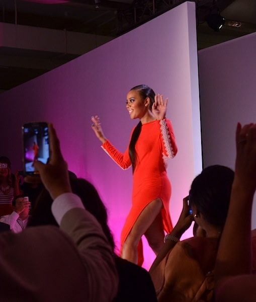 [Photos] Angela Simmons Presents 'Shop I Am Angela' At New York Fashion Week