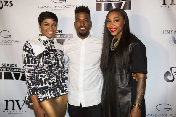 ariane davis lhha-luke james-new york fashion week 2013-Fashion Night In- Pop Up Review-the jasmine brand