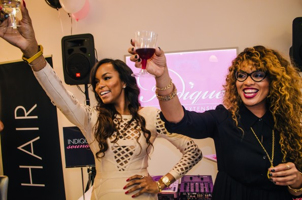 b-letoya luckett-The Indique Hair Atlanta Boutique Grand Opening-the jasmine brand