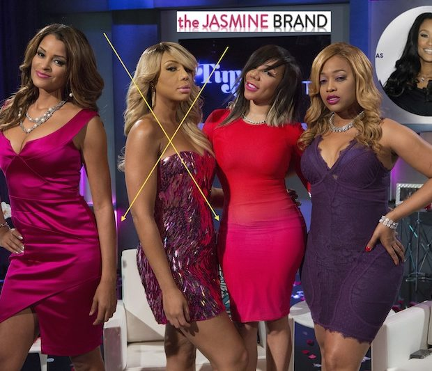Basketball Wives' Tami Roman Joins Talk Show, 'Tiny Tonight'