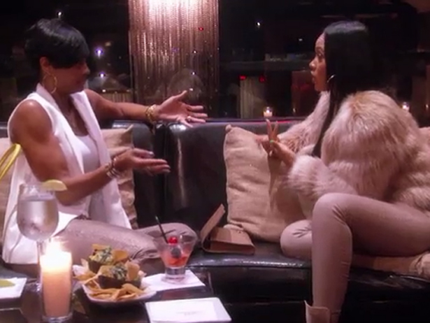 [VIDEO] Basketball Wives Tasha Marbury Defends Business Venture on Instagram, Tami Roman Explains Why She Won't Be Popping Shaunie ONeal + Watch the Full Episode 6