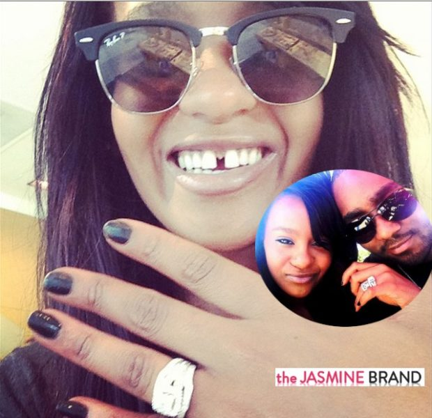 Nick Gordon Upgrades Bobbi Kristina's Engagement Ring + Queen Latifah Kicks Off New Show With Willow Smith's Summer Fling