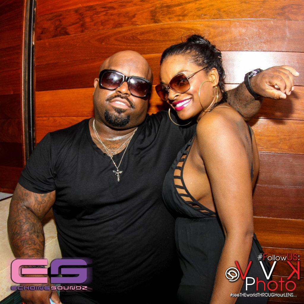 brooke bailey-cee lo green-drumma boy party the jasmine brand