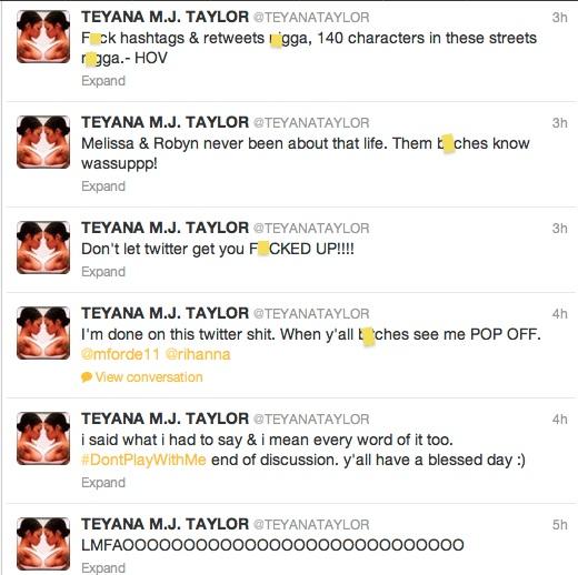 c-rihanna-teyana taylor twitter beef-screen grabs-the jasmine brand
