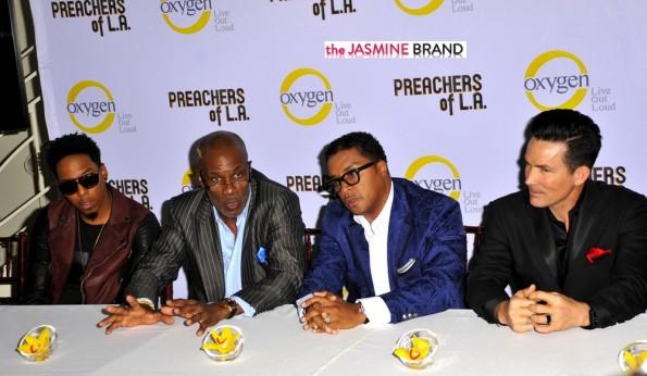 """""""Preachers of L.A."""" TV Series Los Angeles Premiere - Arrivals"""