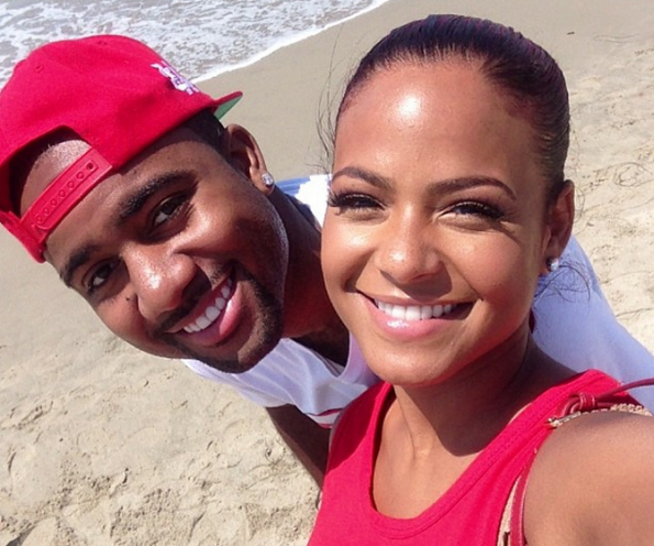 christina milian engaged-the jasmine brand